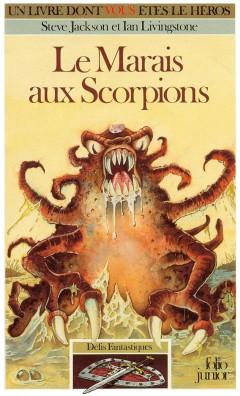 Le Marais aux Scorpions