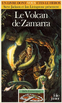 Le Volcan de Zamarra