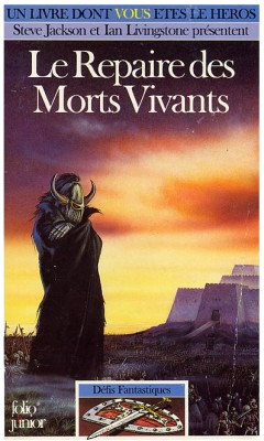 Le Repaire des Morts Vivants